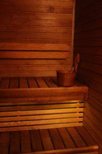 Kapteni puhkemaja saun